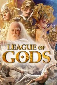 League of Gods Asian Drama Movie Watch Online